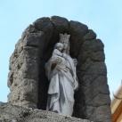 Dömösi lengyelek emlékműve