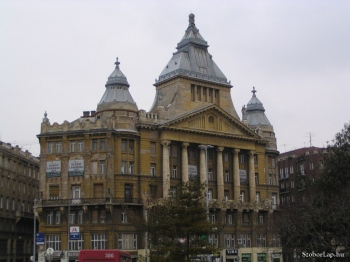 Az Anker-palota épületdíszei