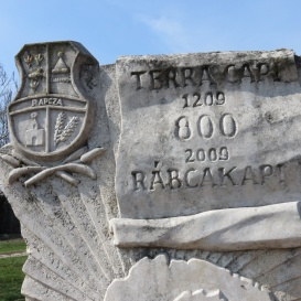 800 éves Rábcakapi