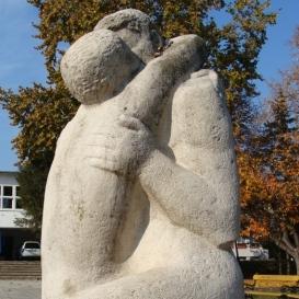 Ölelkező pár