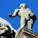 Magyar Mezőgazdasági Múzeum homlokzati szobrai