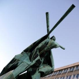 Harsonások-szobor
