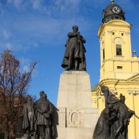 Kossuth-szoborcsoport