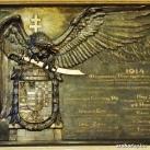I. világháborús hősök emléktáblája