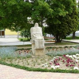 Heinrich Heine szobra