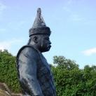 Szabolcs vezér-szobor