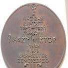 Vaszy Viktor-emléktábla