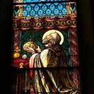 Szent István felajánlja a koronát