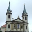 Sarlós Boldogasszony Székesegyház homlokzati szobrai