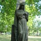Berczik Árpád síremléke