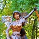 Szent Mihály szobra