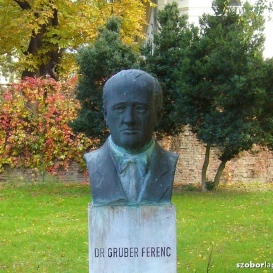 Gruber Ferenc dr.