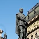 Petar Preradović-emlékmű