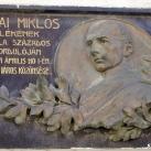 Révai Miklós-emléktábla