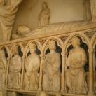 Árpád-házi Mária nápolyi királyné síremléke