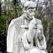 Bakonyi Károly síremléke