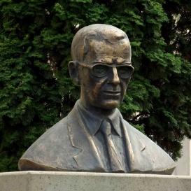 Borbáth Károly mellszobra