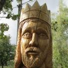 Királyszobor