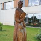 Fehér Ignác-szobor
