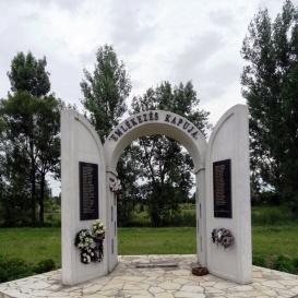 A II. világháború hőseinek és áldozatainak emlékére