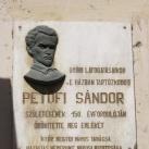 Petőfi Sándor-emléktábla