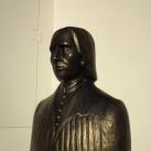 Dávid Ferenc mellszobra