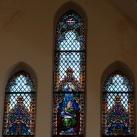 A Rózsafüzér királynéja templom üvegablakai 7.