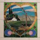 Mozaik tájképek