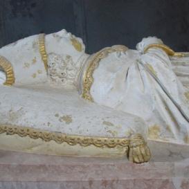 Padányi Biró Márton síremléke