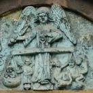 Szent Mihály-kápolna bejárati domborműve