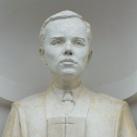 Boldog Ivan Merz szobra