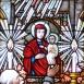 A pócsi Mária-ikon első könnyezése