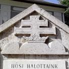 II. világháború áldozatainak emléktáblája
