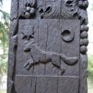 Várostörténeti kopjafa
