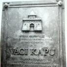 Váci kapu emléktáblája