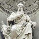 Szent István-bazilika szobrai: Márk Evangélista