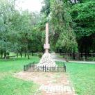 Az aradi vértanúk révkomáromi emlékműve