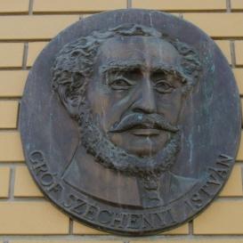 Széchenyi István plakett