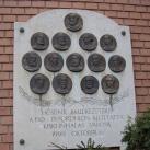 Batthyány Lajos - Aradi vértanúk emlékműve