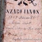 Szabó János huszárszázados emlékműve