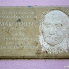 Mari Ferenc-emléktábla