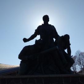 Predeál védőinek emlékműve