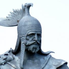 Árpád fejedelem szobra