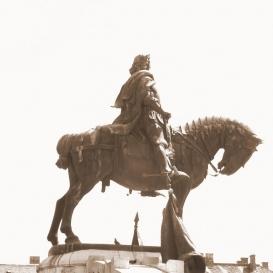 Mátyás király-emlékmű