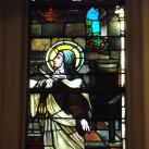 A Hermina-kápolna üvegablakai