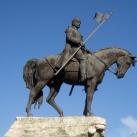 Szent István-lovasszobor