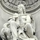 Szent István-bazilika szobrai: János Evangélista