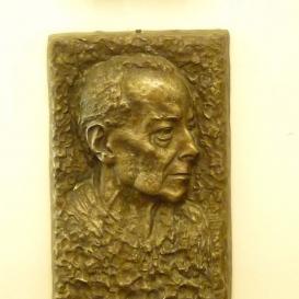 Bartók Béla-relief