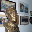 Dr. Kelemen Endre szobra