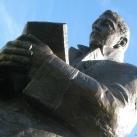 Gyóni Géza-szobor